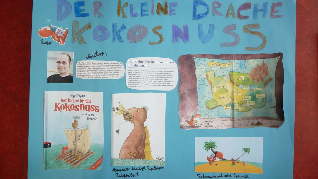 Bücher Für Buchpräsentation 2. Klasse